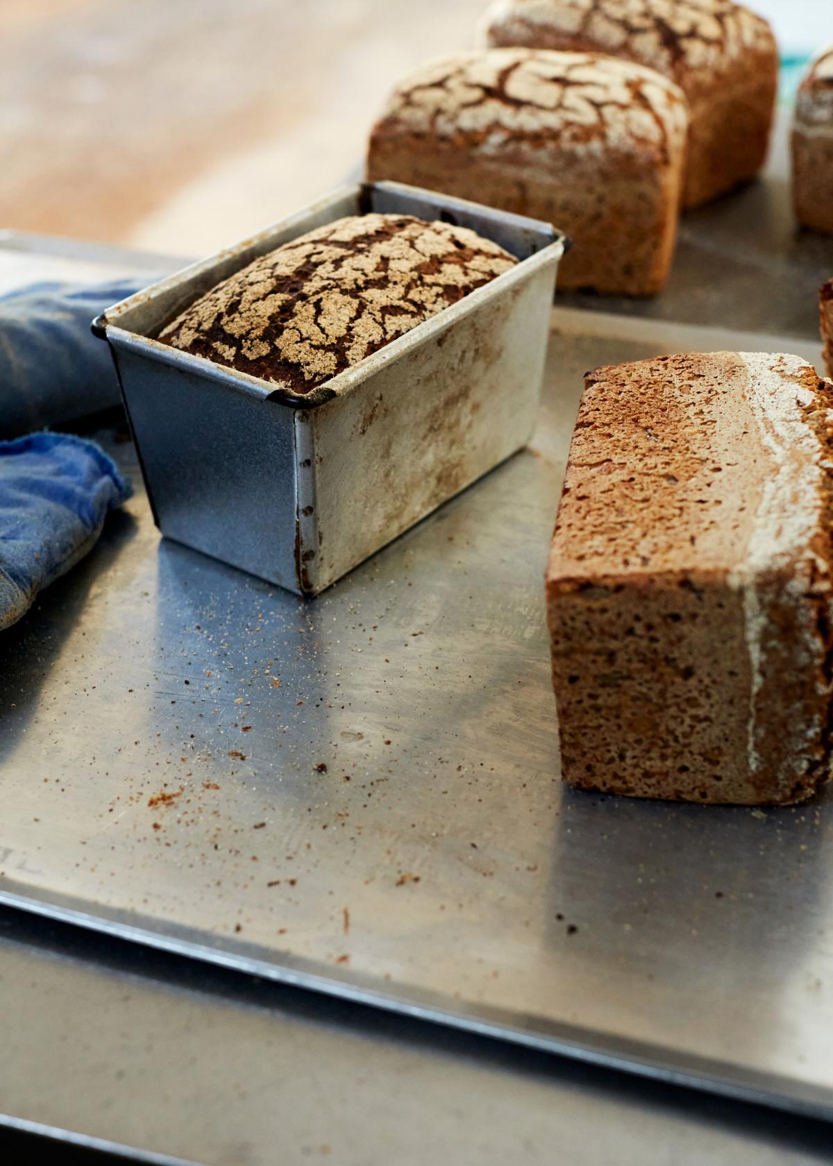 Bread at Siding