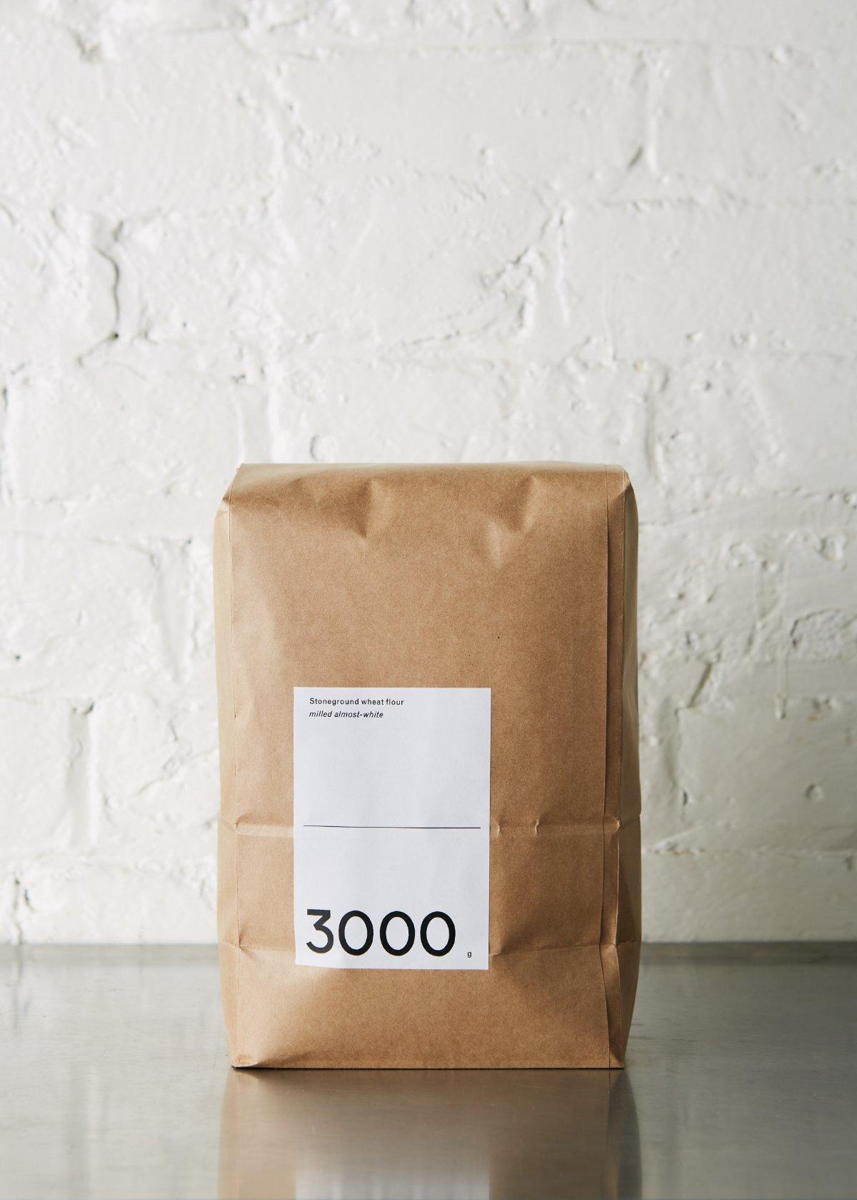 Flour (3000g)